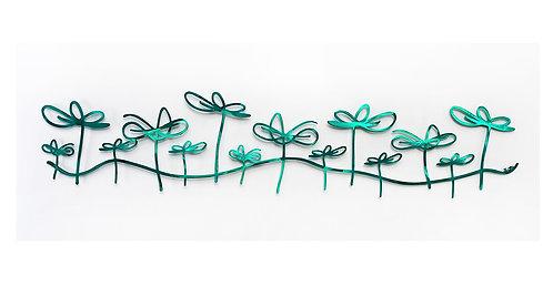 פס פרחים 2