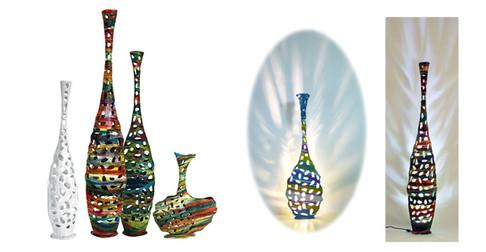 """""""Sahara"""" Vases"""