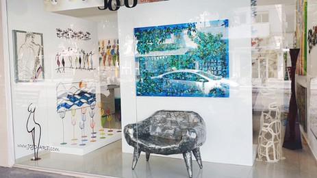 גלריה ג'וג'ו בתל אביב