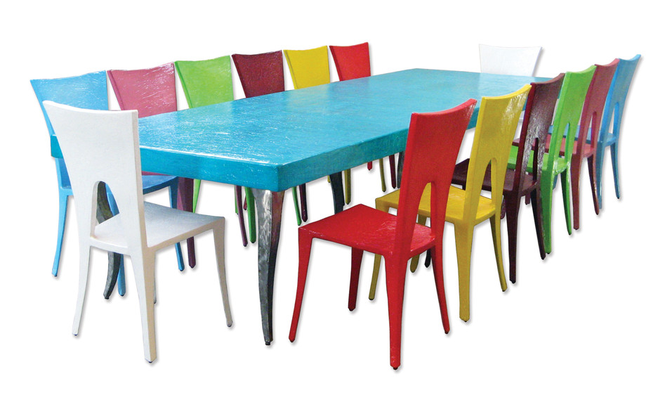 """""""Rome"""" Dinning Table"""