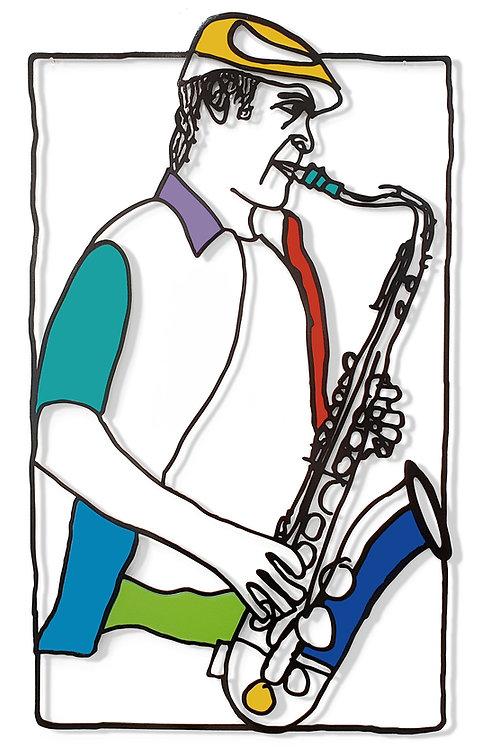 """Jazz"" (Colorful)"