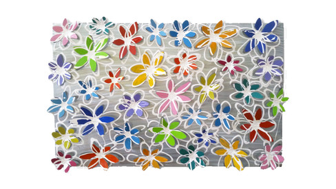 """""""Box Of Flowers"""" -Colorfull"""