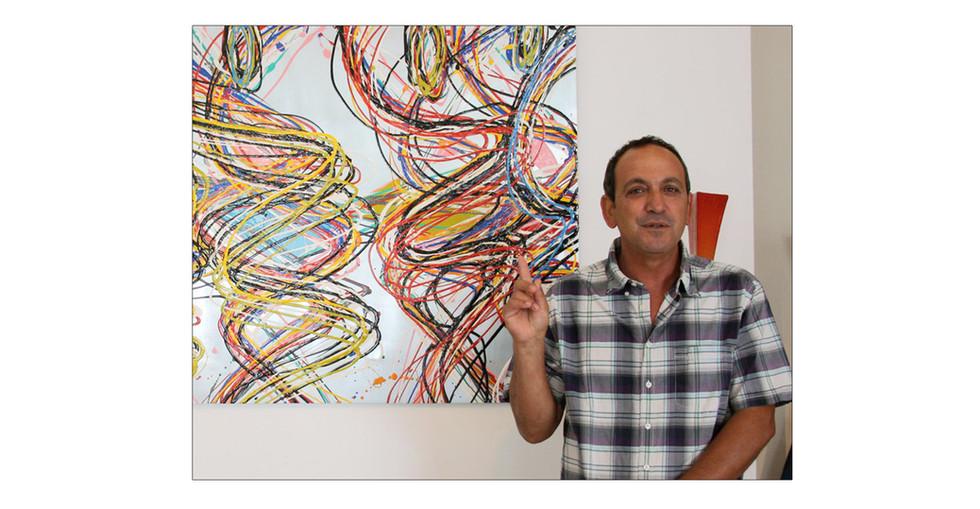 ג'וג'ו בגלריה בתל אביב