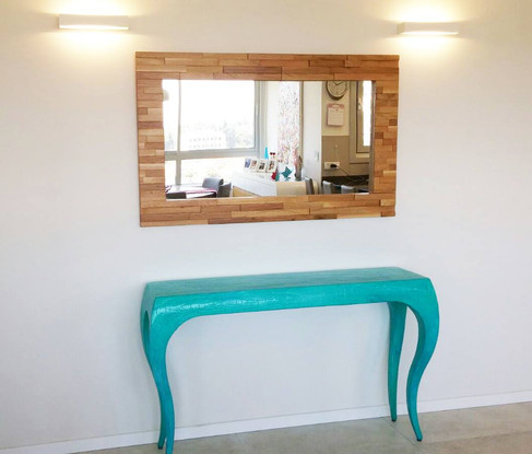 """""""Console"""" Table"""