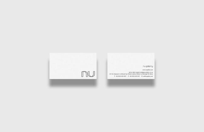 nu Business Card