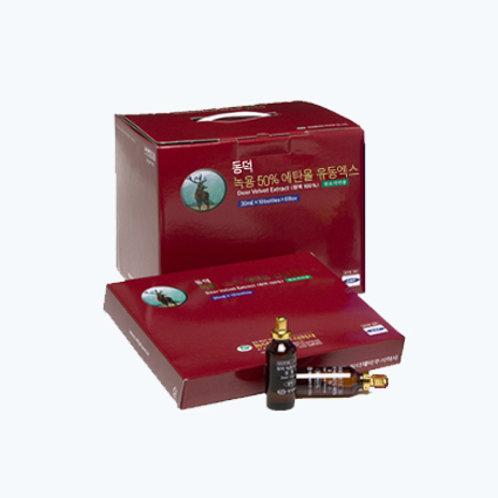 동덕녹용 50% 에탄올 유동엑스