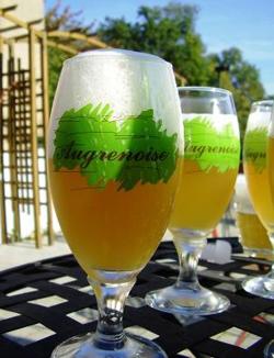 Verre biere Augrenoise