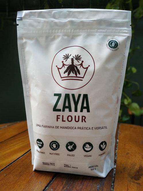 Farinha de Mandioca - Zaya Flour - 1kg