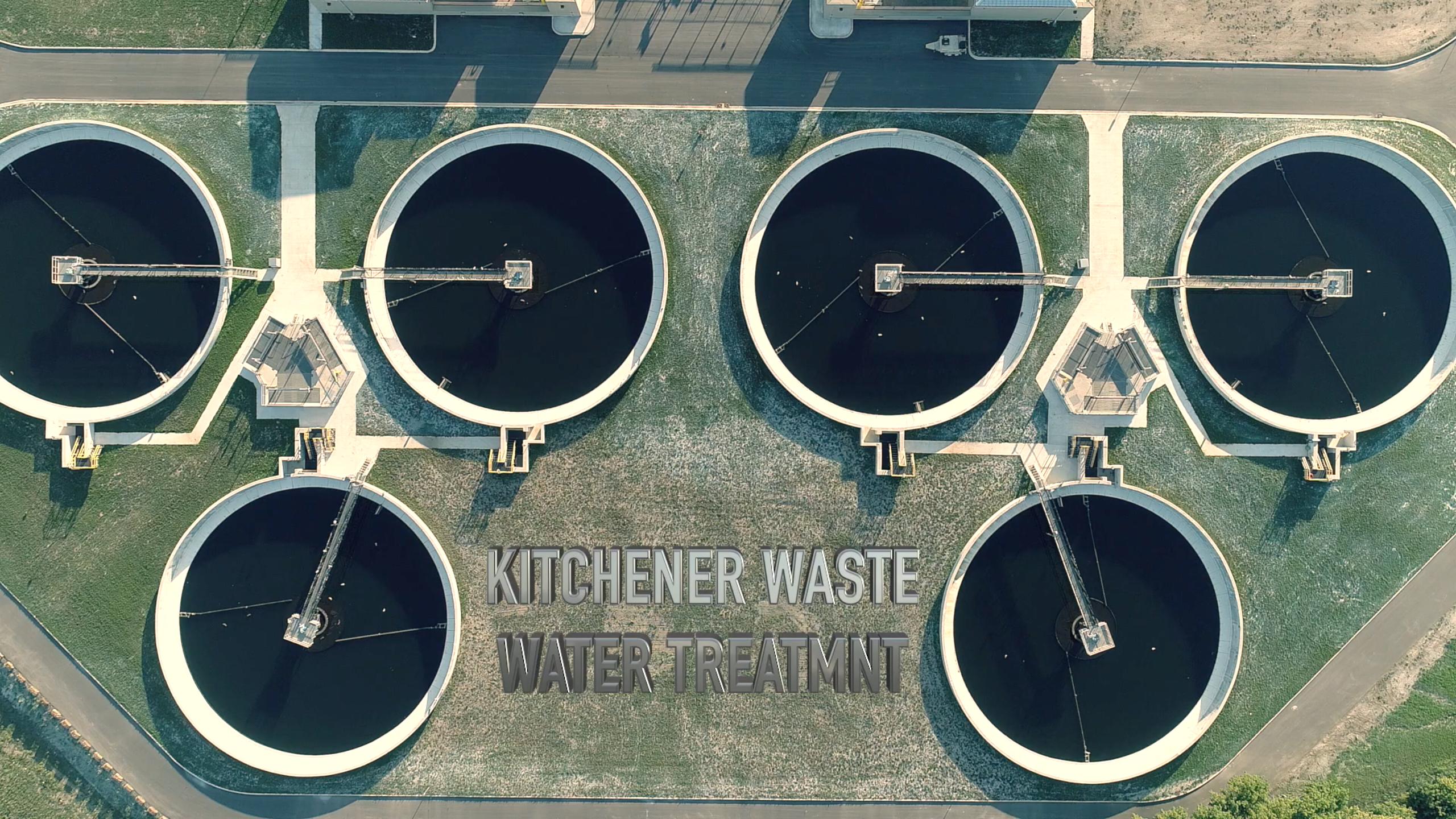 Kitchener Water Treatment