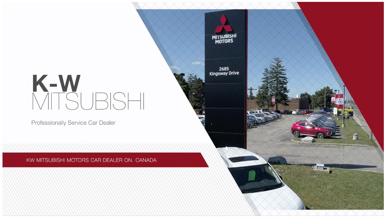 Mitsubishi Dealer