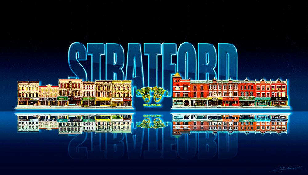 STRATFORD ON. CANADA
