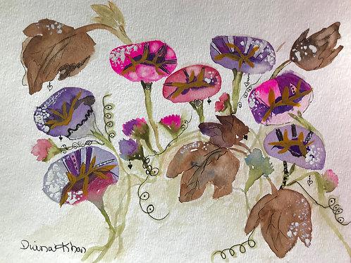 Smile Dancing Flowers