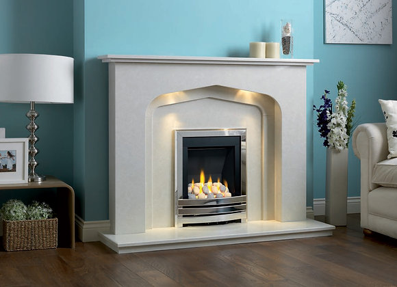 Porchester Marble Fireplace