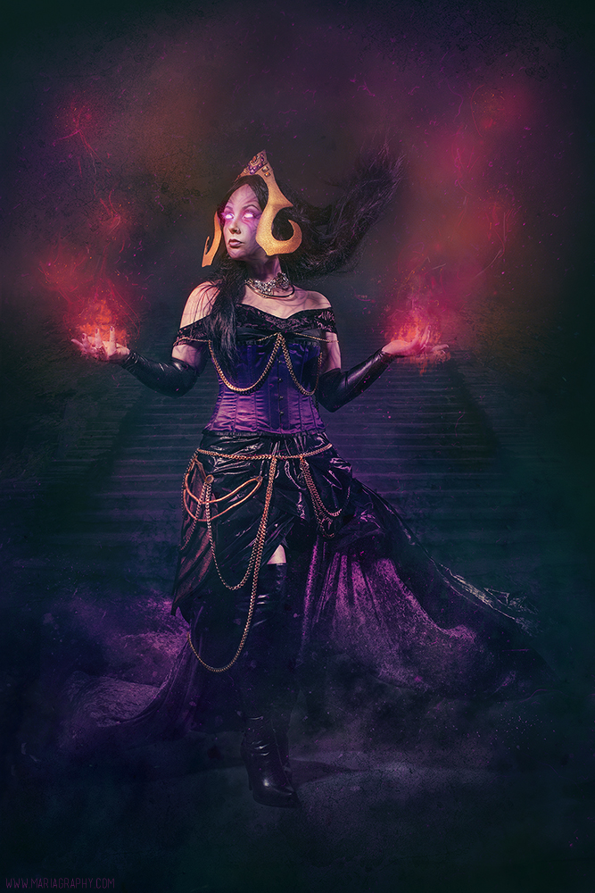 Liliana Vess / Magic the Gathering
