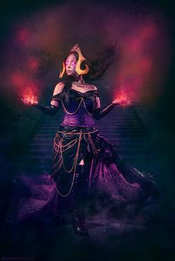 Liliana Vess / Magic the Gathering