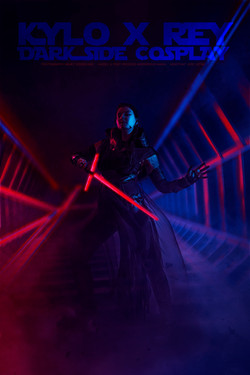 KYLOXREY Darkside cosplay