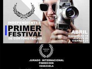 "FINDECOIN Team Jury of the ""Independientes Primer Festival de Cortometrajes"", Arequipa, Pe"