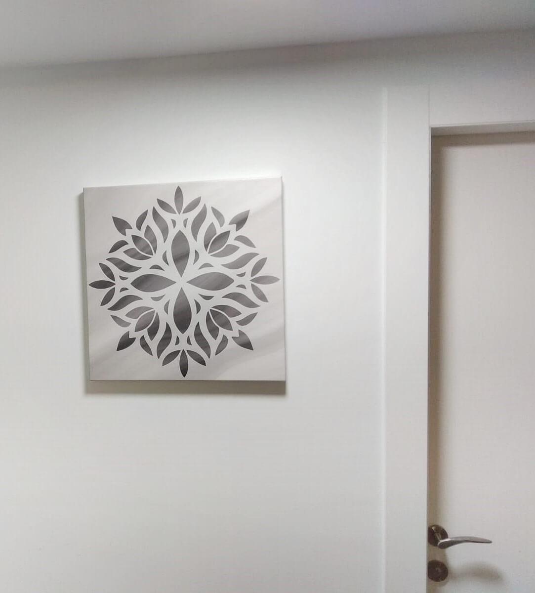 תמונה לקיר מסדרון, מנדלה 43