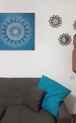 תמונה מיוחדת לסלון, מנדלה 30