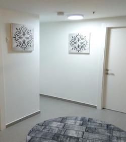 תמונות לקיר מסדרון, מנדלה 43