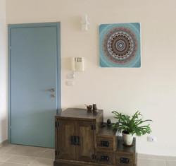 רעיונות לכניסה לבית, מנדלה 45