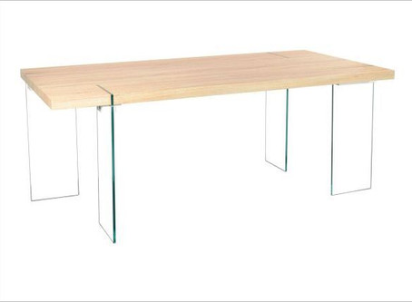 Come arredare un soggiorno: 5 tavoli di tendenza.