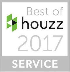 Best of Houzz 2017: sono stato premiato!