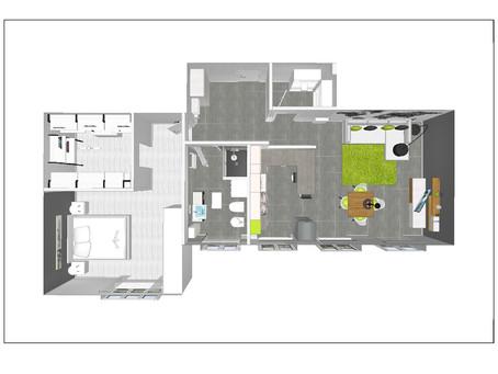Come arredare casa: 3 progetti con idee e consigli.