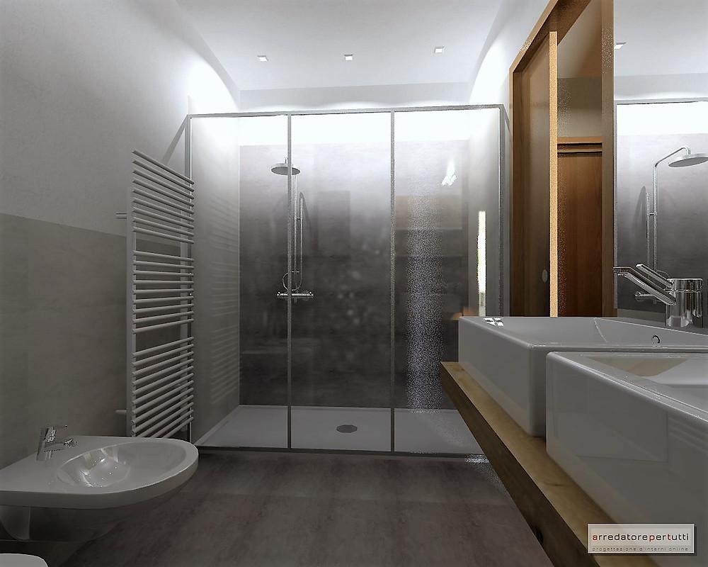 Idee rivestimento bagno