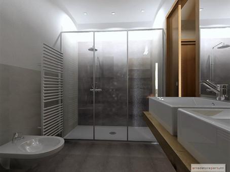 Idee rivestimento bagno: 6 esempi da progetti.