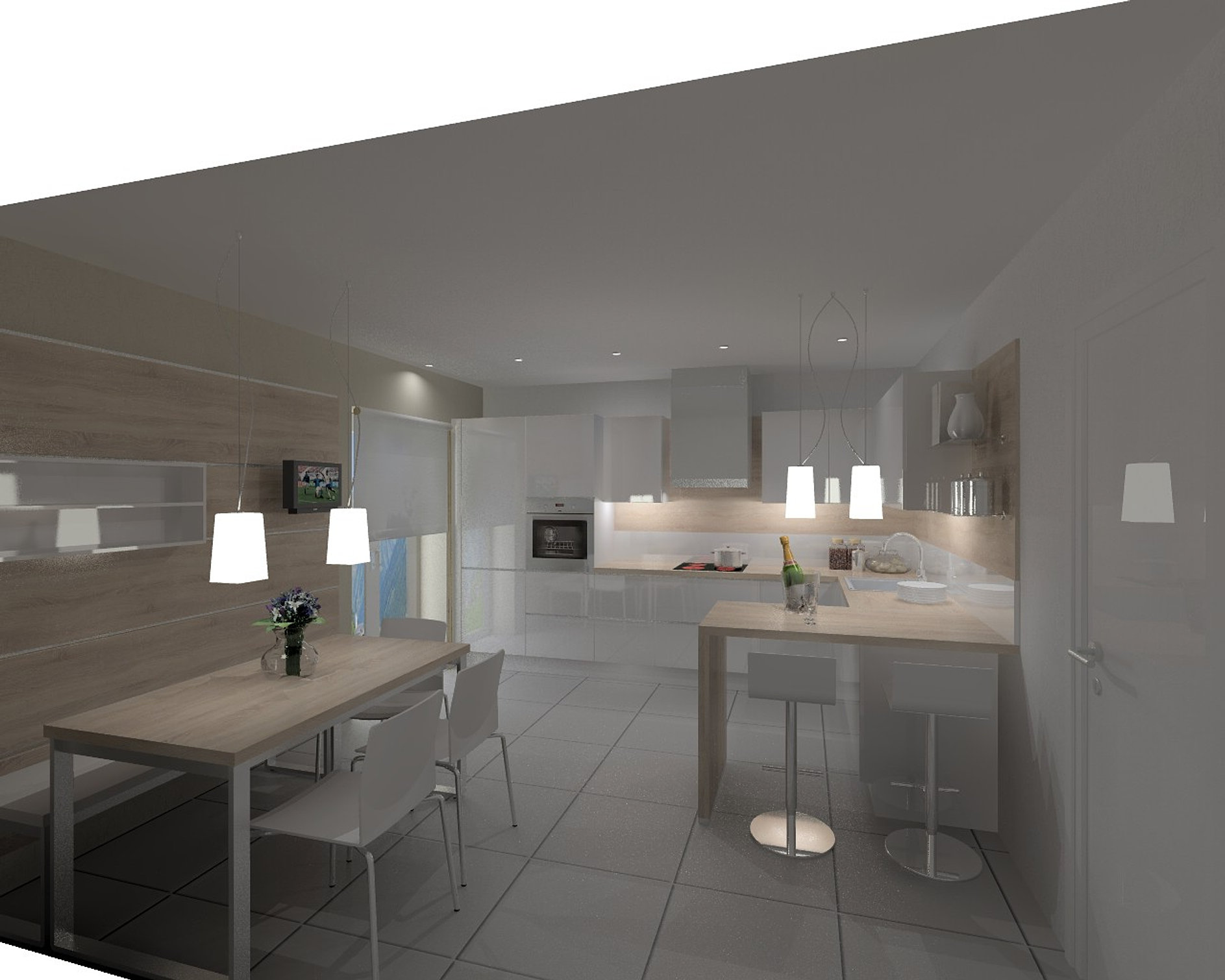 Progettare cucine online cgs cgs cgs stile cucina with for Disegnare cucina on line