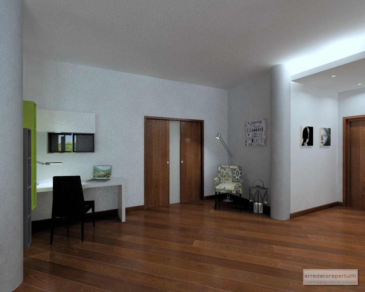 Come trasformare un soggiorno e renderlo pi moderno con - Cucina piu soggiorno ...