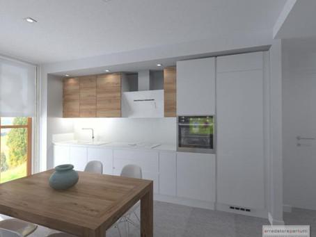 Come arredare la cucina: idee e soluzioni da progetti.
