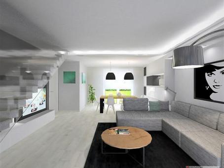 Idee per arredare il soggiorno