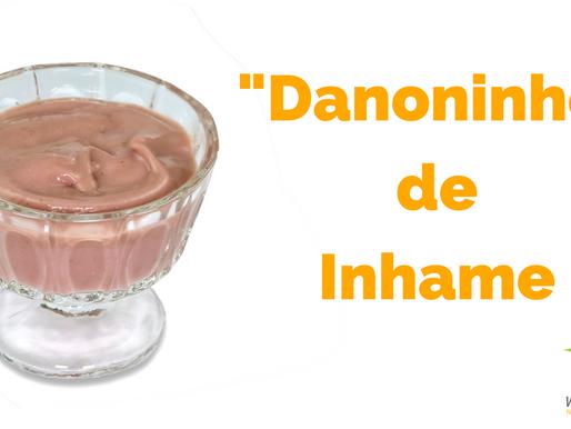 """""""Danoninho"""" de Inhame"""