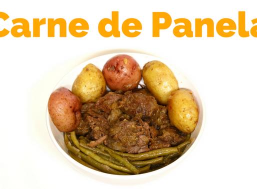 Carne de Panela com Batata e Vagem
