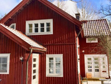 Renovating Stensund...
