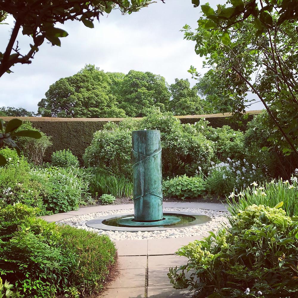 The secret Paradise Garden