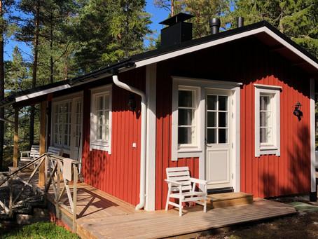 Renovating Sörrebo Cottage