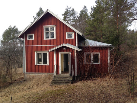 Rescuing Villa Grönborg