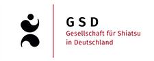 Logo der Gesellschaft für Shiatsu in Deutschland