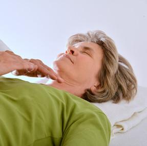 Reiki-Behandlung