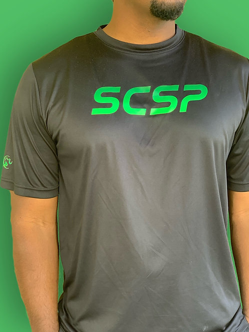 SCSP DRI-FIT TEE 2 for $40