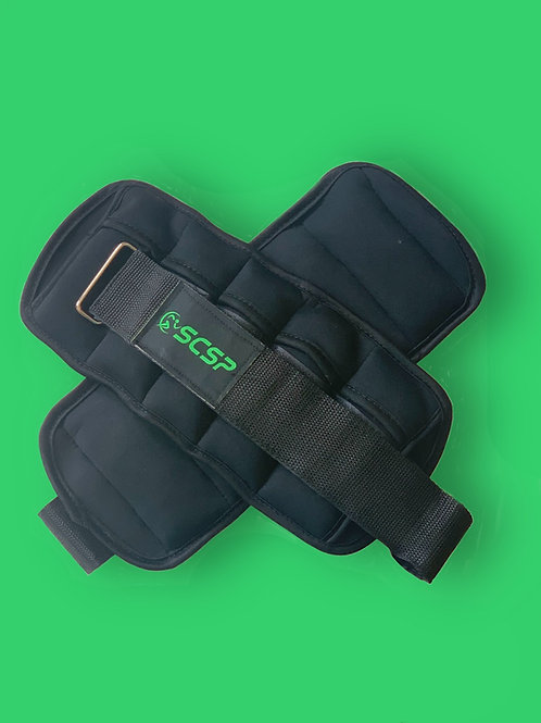 SCSP Speed Lab - Ankle Weights (1 pair)