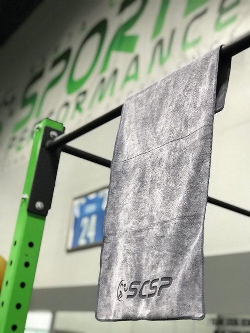SCSP Plush Gym Towel