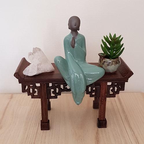 Zen Statue Set