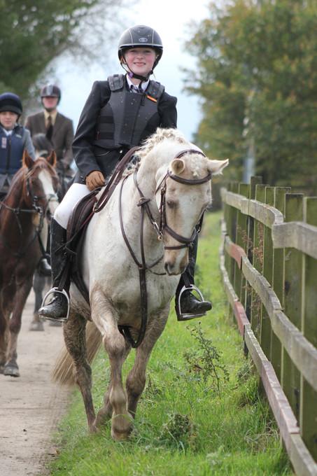 Badsworth Hunt Newcomers Meet