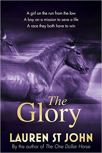 Book Review The Glory by Lauren St John