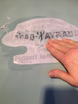 paper removal