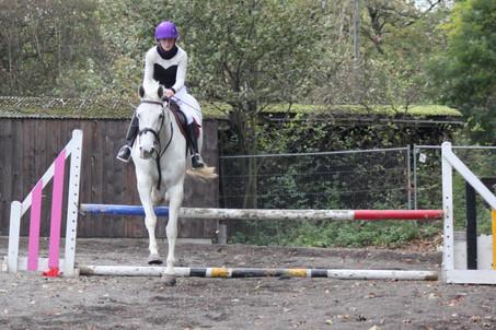 Ruth Baxter Show Jumping Clinic